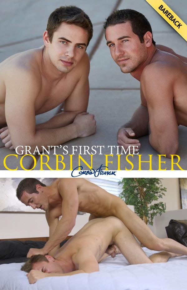 Grant Fucks Daniel (Grant's First Time) (Bareback) at CorbinFisher