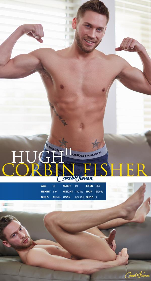 Hugh (II) at CorbinFisher