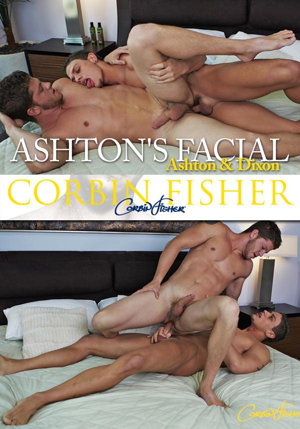 Ashton's Facial (Ashton & Dixon) (Bareback) at CorbinFisher
