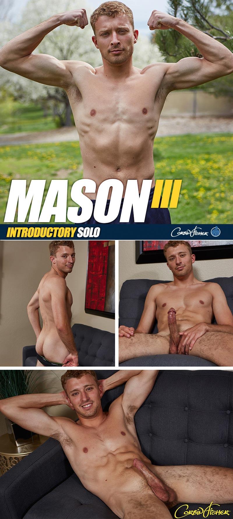 Mason III at CorbinFisher