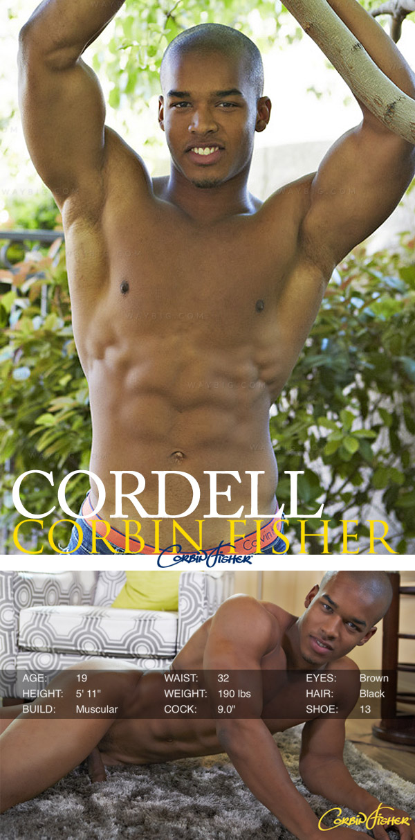 Cordell at CorbinFisher