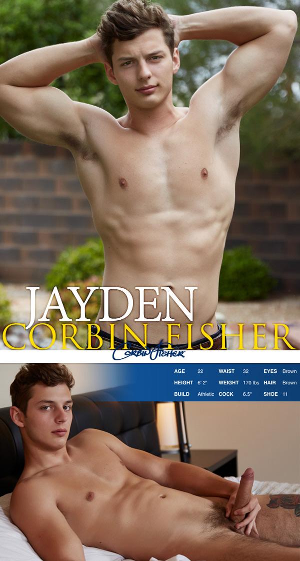 Jayden at CorbinFisher