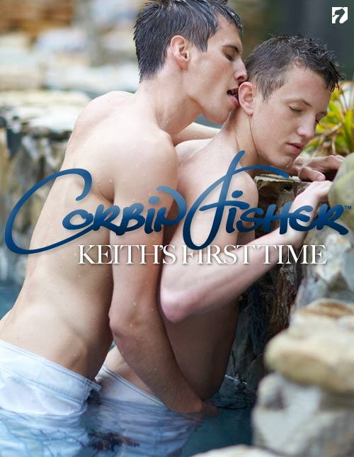 Keith's First Time at CorbinFisher