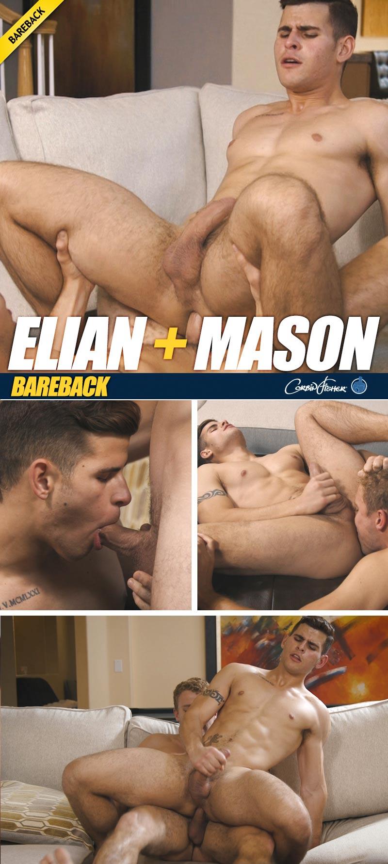 Mason Fucks Elian at CorbinFisher