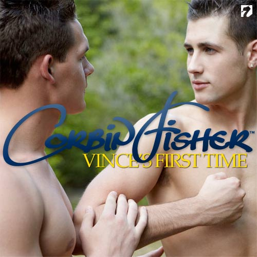 Vince's First Time at CorbinFisher