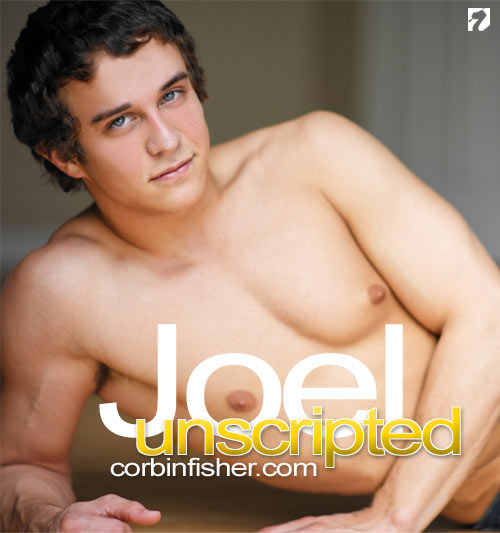 Joel Unscripted at CorbinFisher