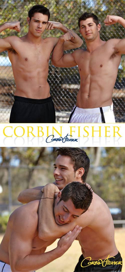 Trey Fucks Jonas at CorbinFisher