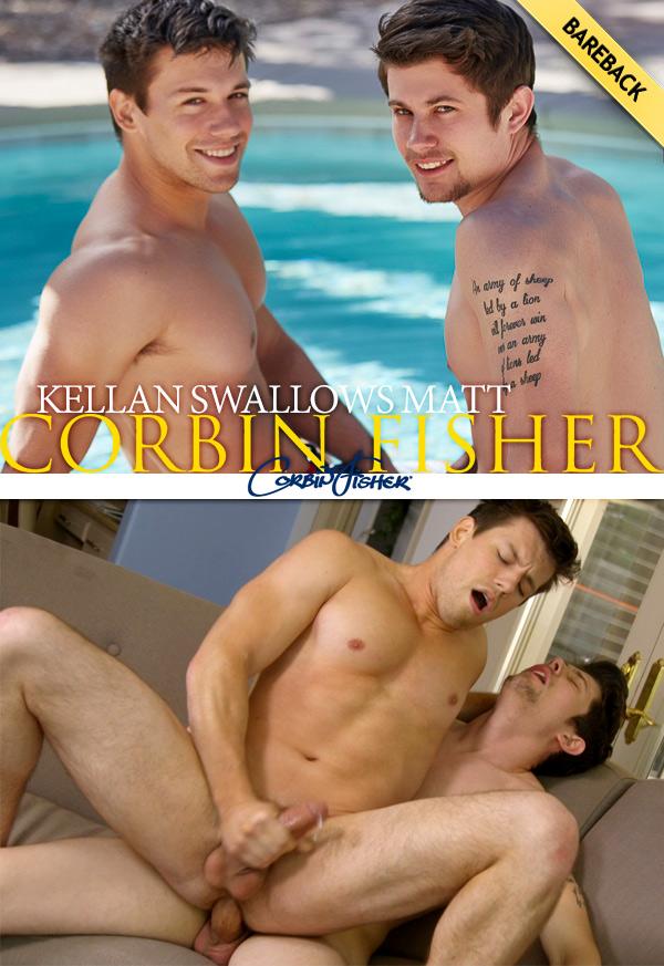 Kellan Swallows Matt (Bareback) at CorbinFisher