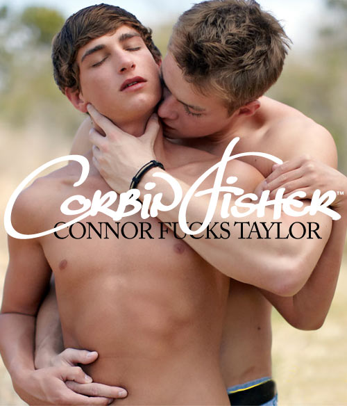 Connor Fucks Taylor at CorbinFisher