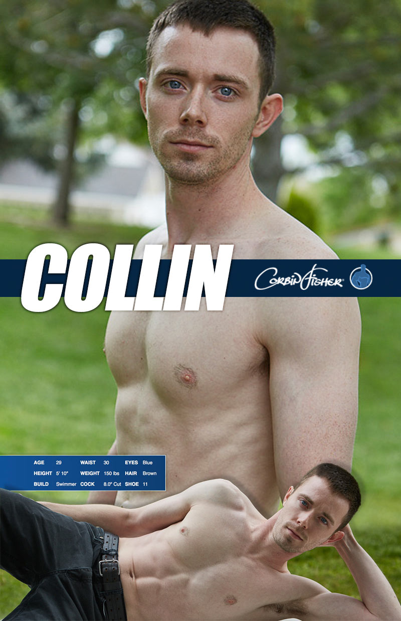 Collin at CorbinFisher