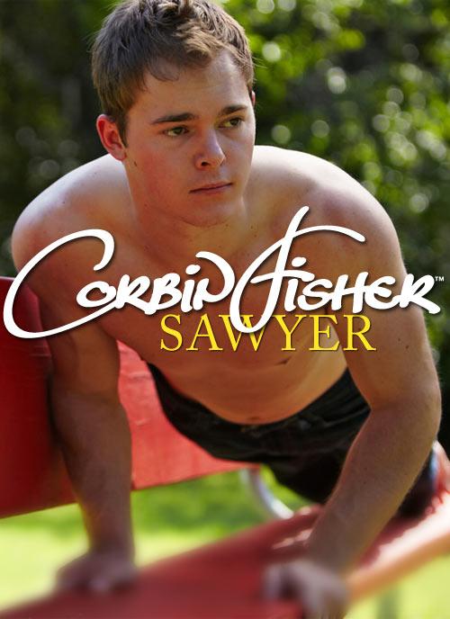 Sawyer at CorbinFisher