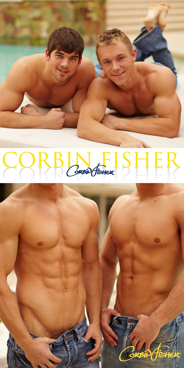 Aiden Buries His Cock In Dawson at CorbinFisher