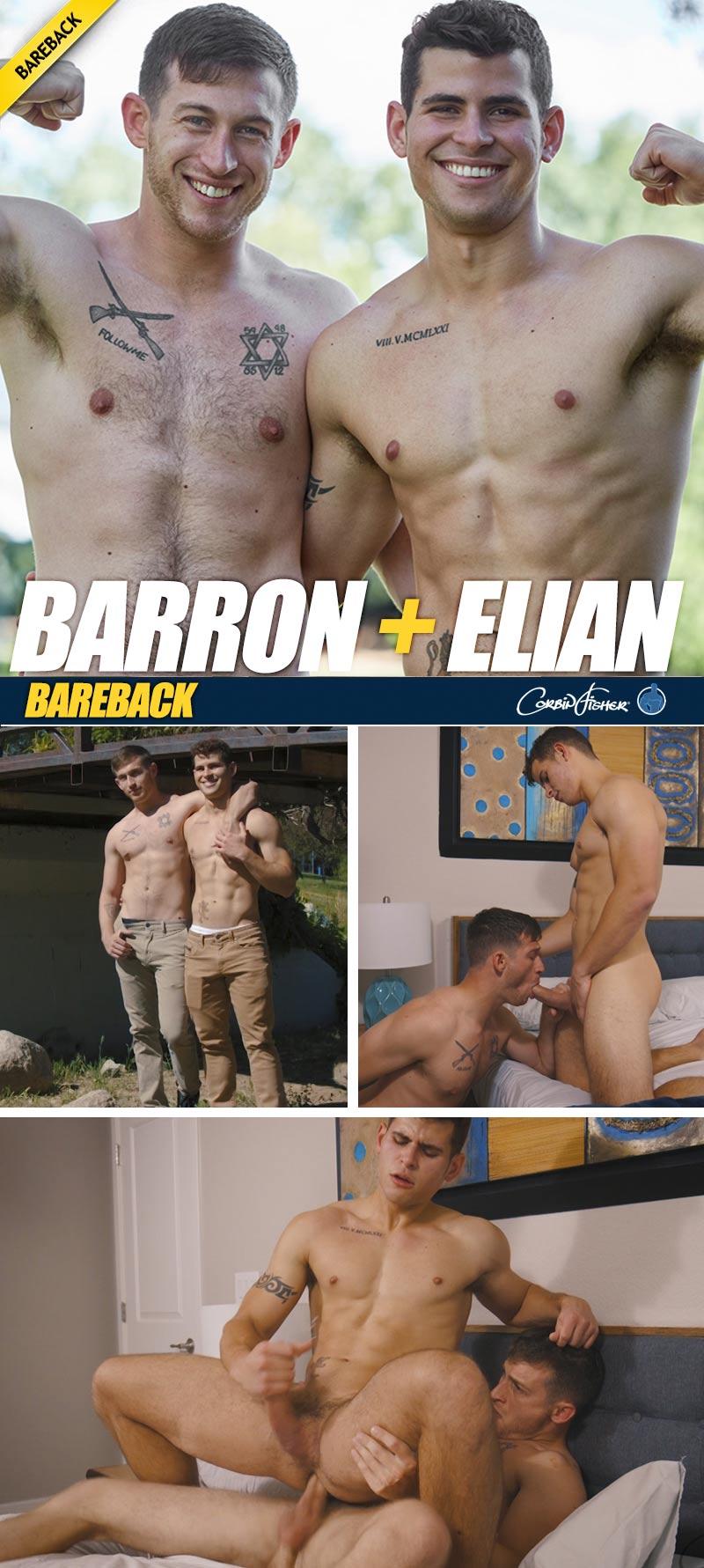 Barron Drills Elian at CorbinFisher