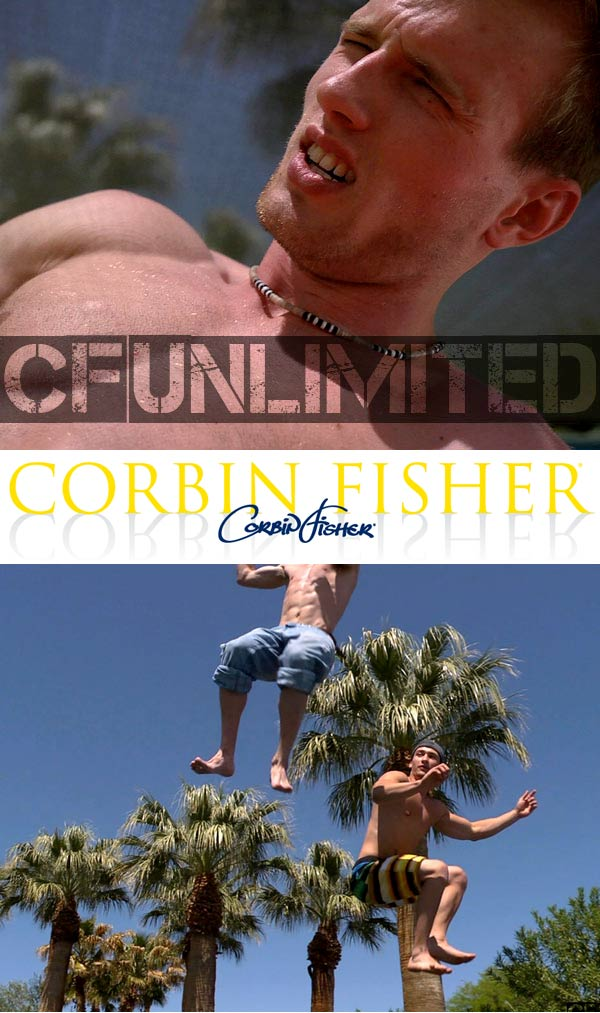 Tristan (CF Unlimited) at CorbinFisher