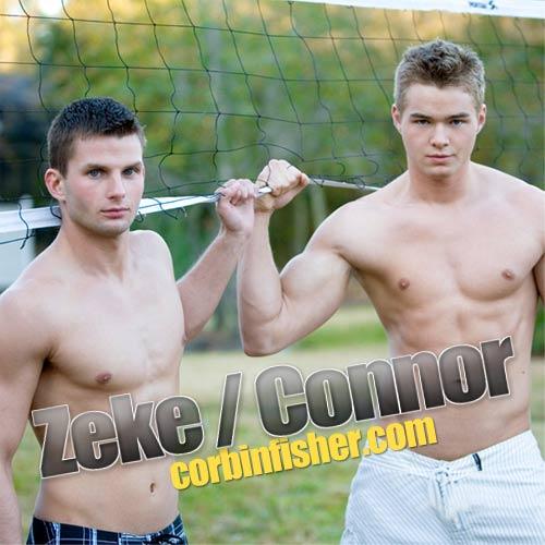 Connor Fucks Zeke at CorbinFisher