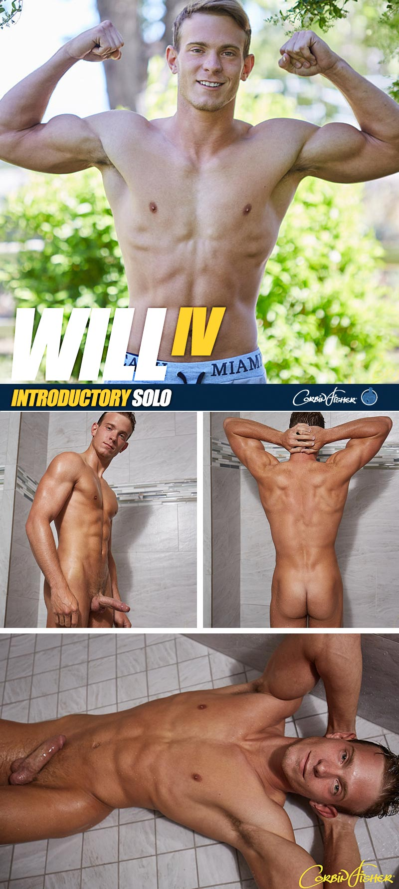 Will (IV) at CorbinFisher
