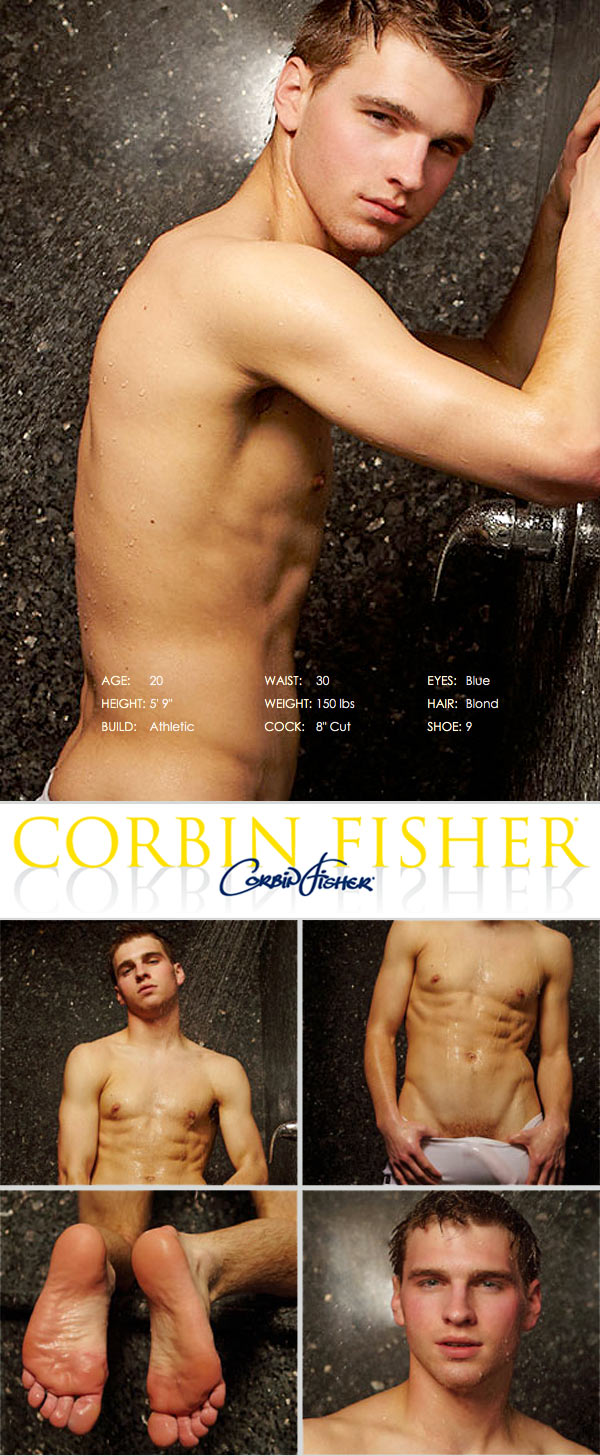 Kevin (Jack-off 101) at CorbinFisher