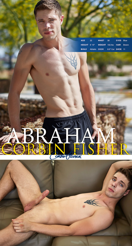Abraham at CorbinFisher
