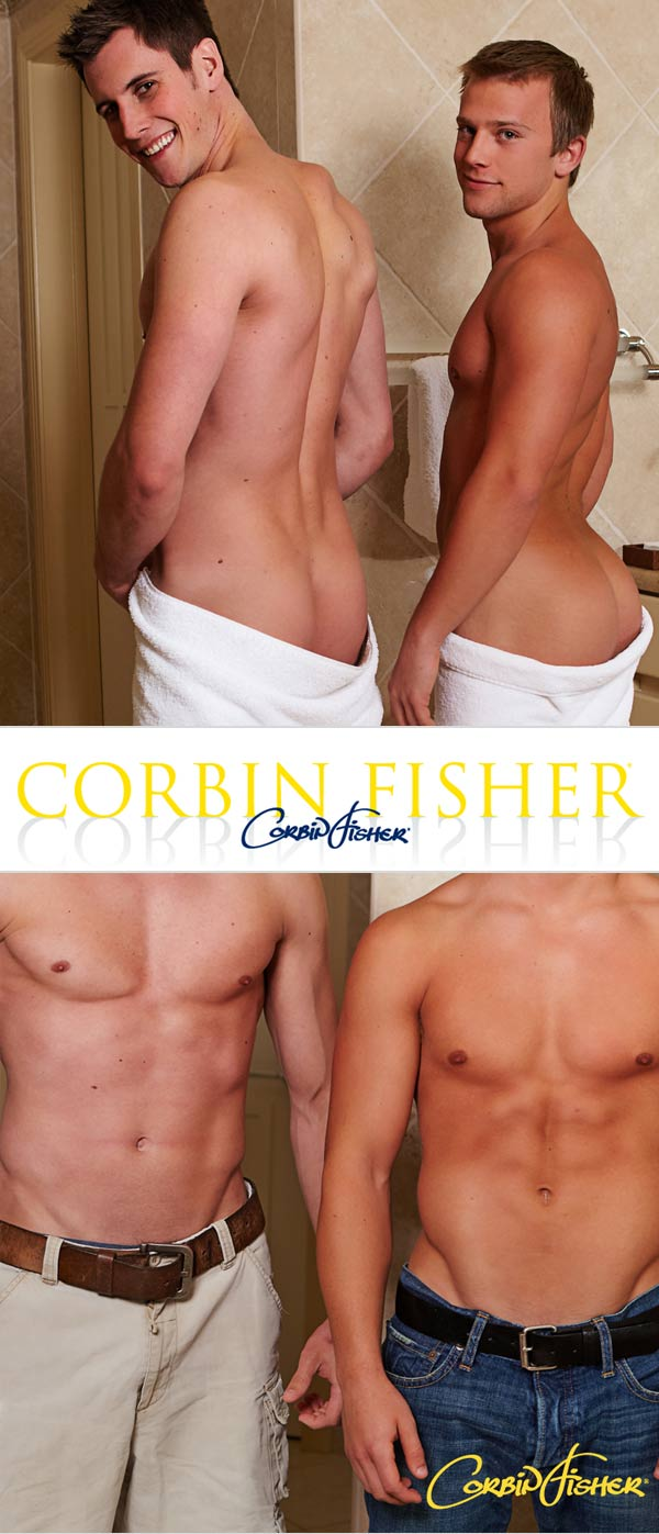 Travis Fucks Cameron at CorbinFisher
