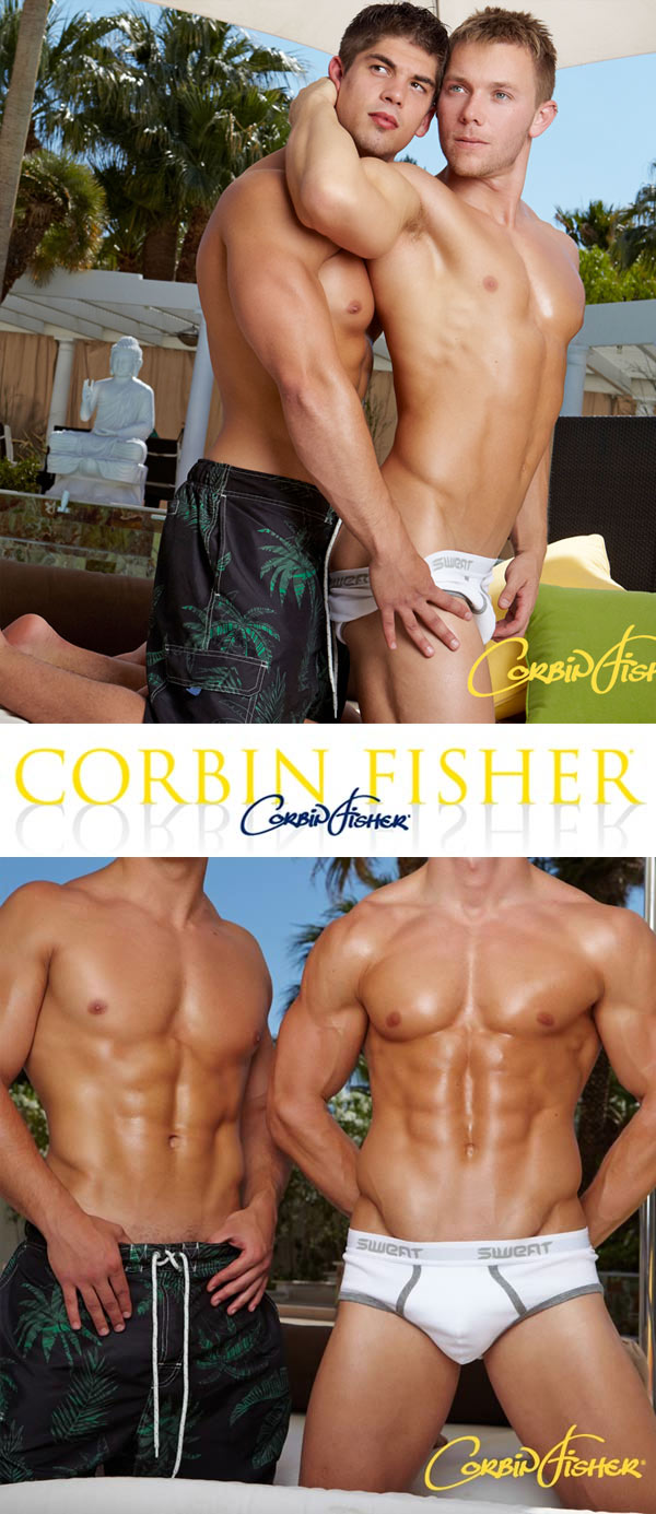 Dawson Fucks Aiden at CorbinFisher