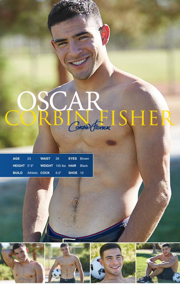 Oscar at CorbinFisher