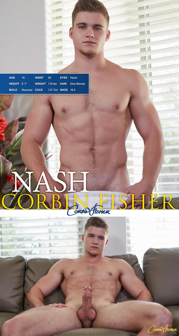 Nash at CorbinFisher