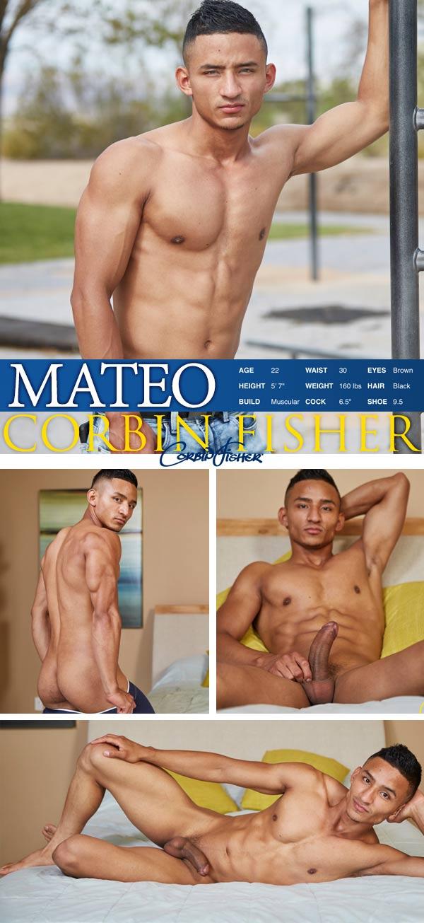 Mateo at CorbinFisher