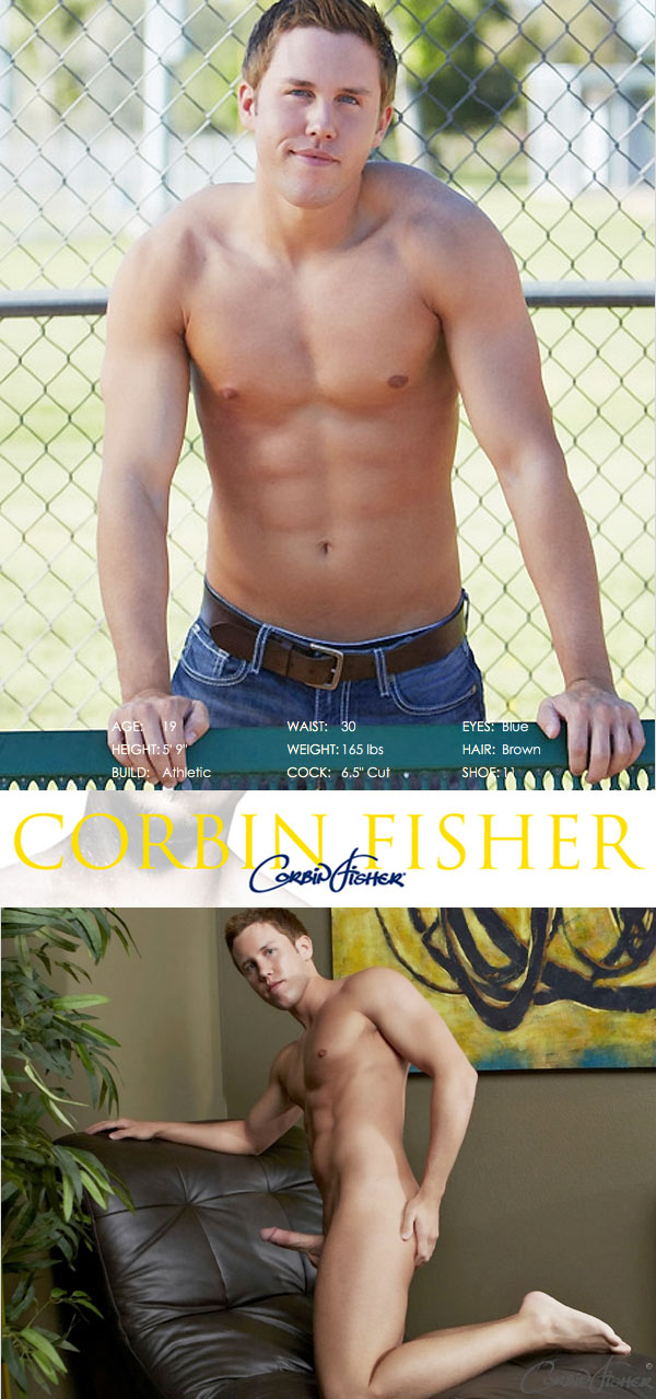 Blake II at CorbinFisher