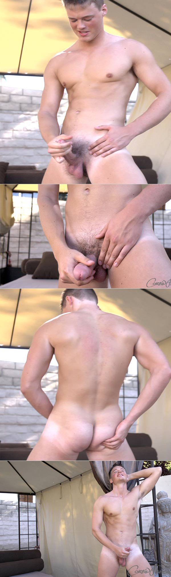 Cort (Jams One Out) at CorbinFisher