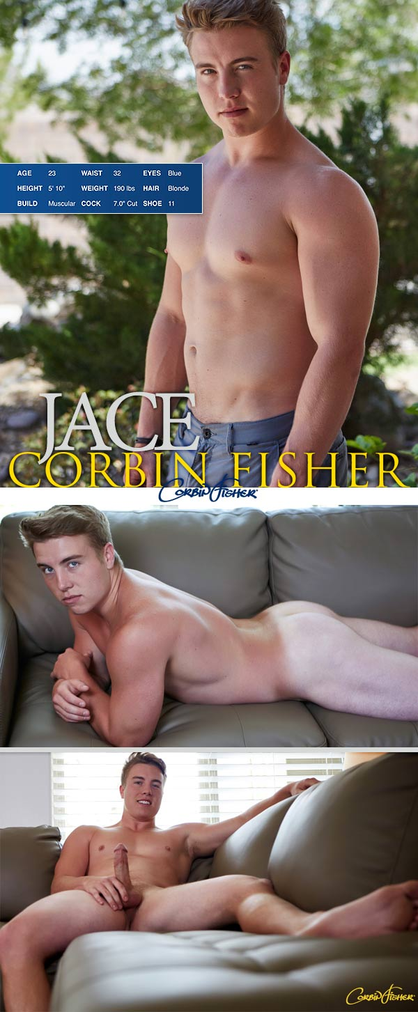 Jace at CorbinFisher