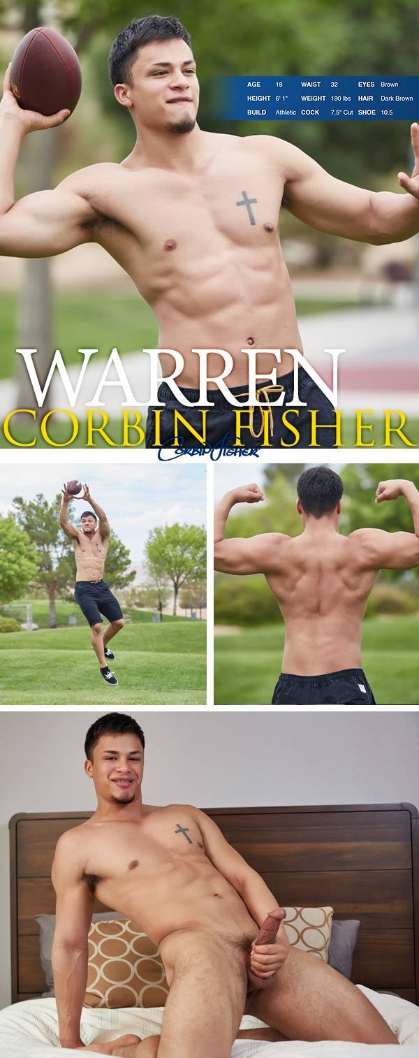 Warren at CorbinFisher