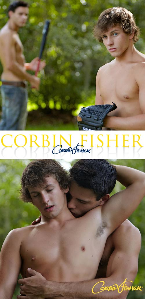Justin Fucks Trey at CorbinFisher