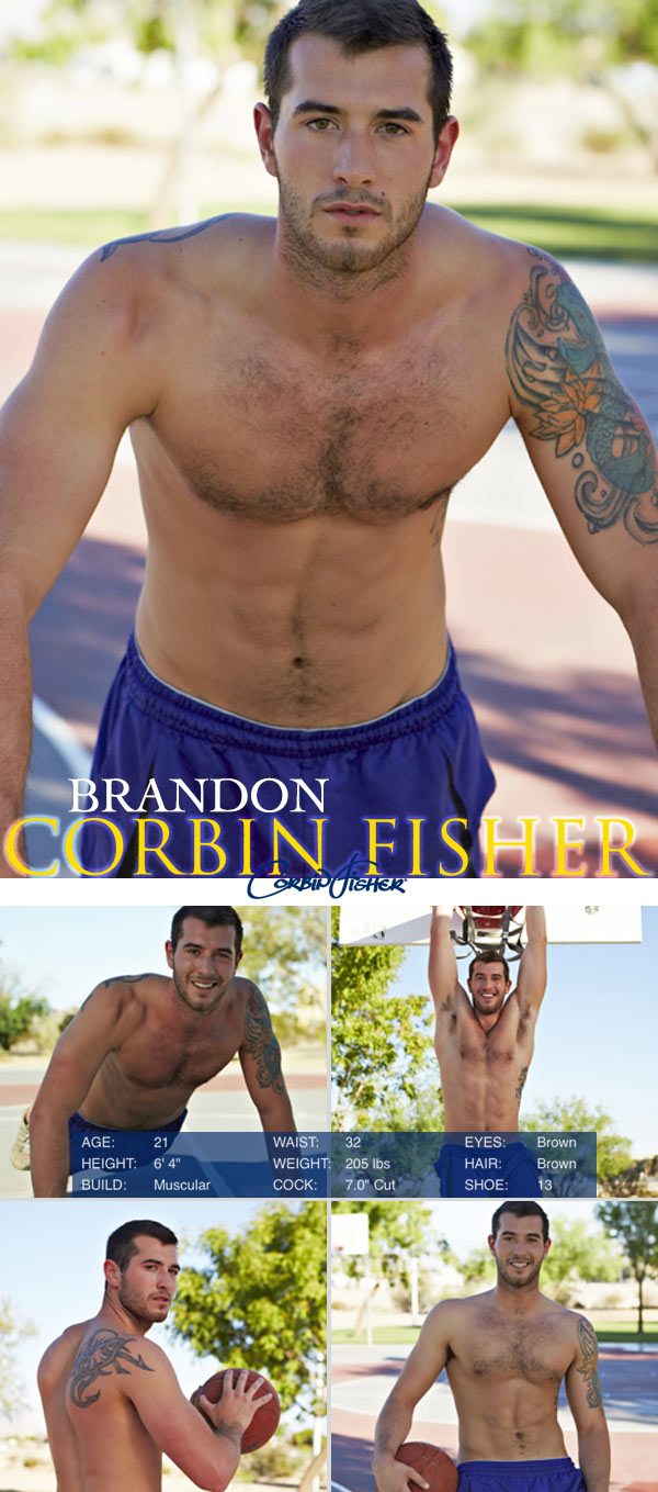 Brandon (II) at CorbinFisher