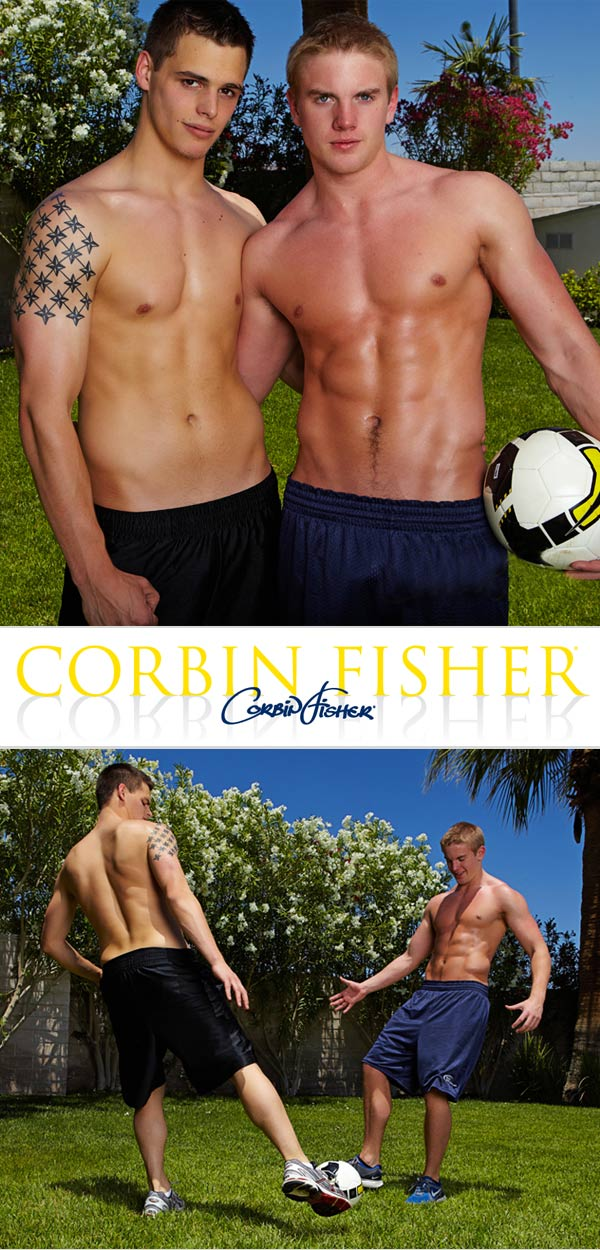 Kent & Philip (Race For Top) at CorbinFisher