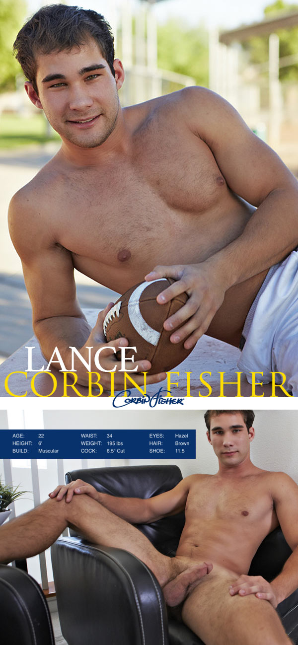 Lance (II) at CorbinFisher