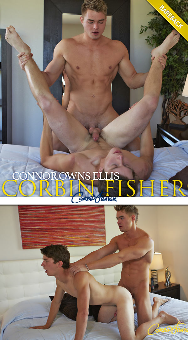 Connor Owns Ellis (Bareback) at CorbinFisher