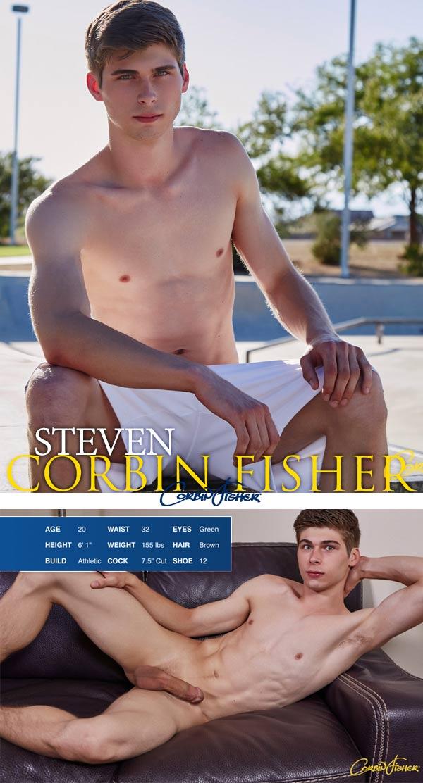 Steven at CorbinFisher