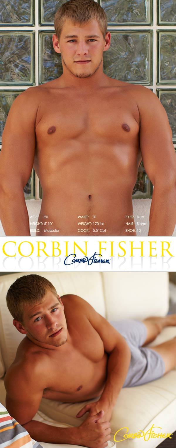 Forrest at CorbinFisher