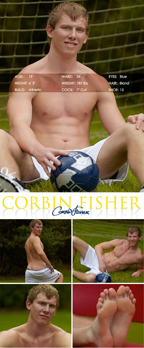 Griff at CorbinFisher