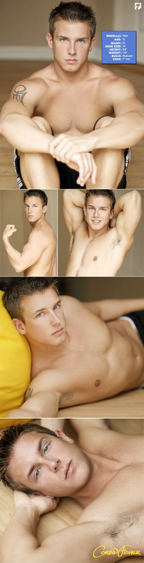 Tyler at CorbinFisher