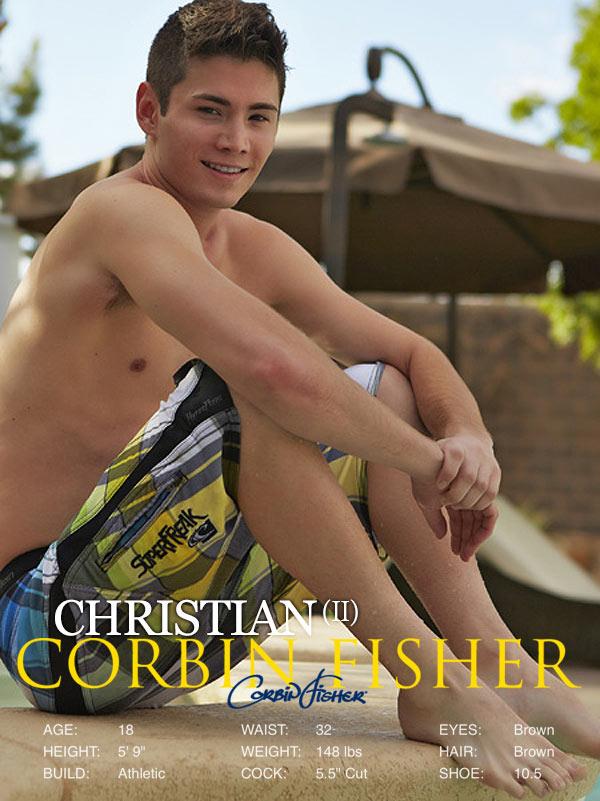 Christian (II) at CorbinFisher
