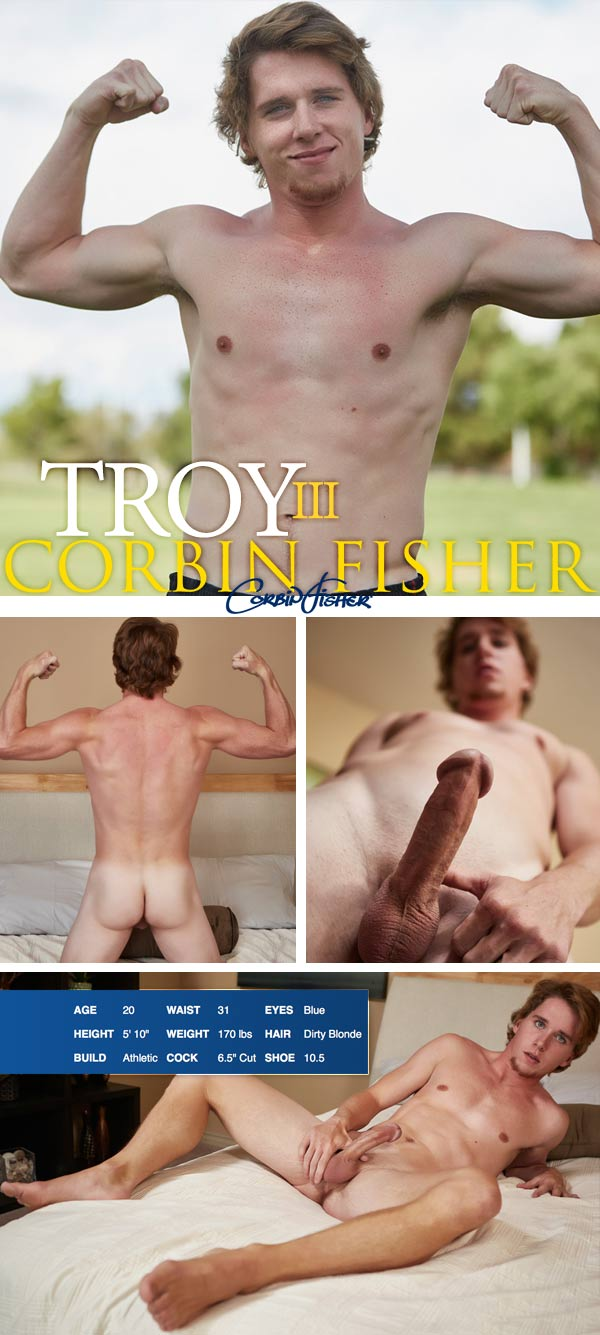 Troy (III) at CorbinFisher