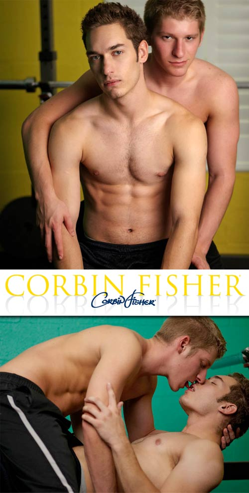 Miles & Josh (Miles' First Time) at CorbinFisher