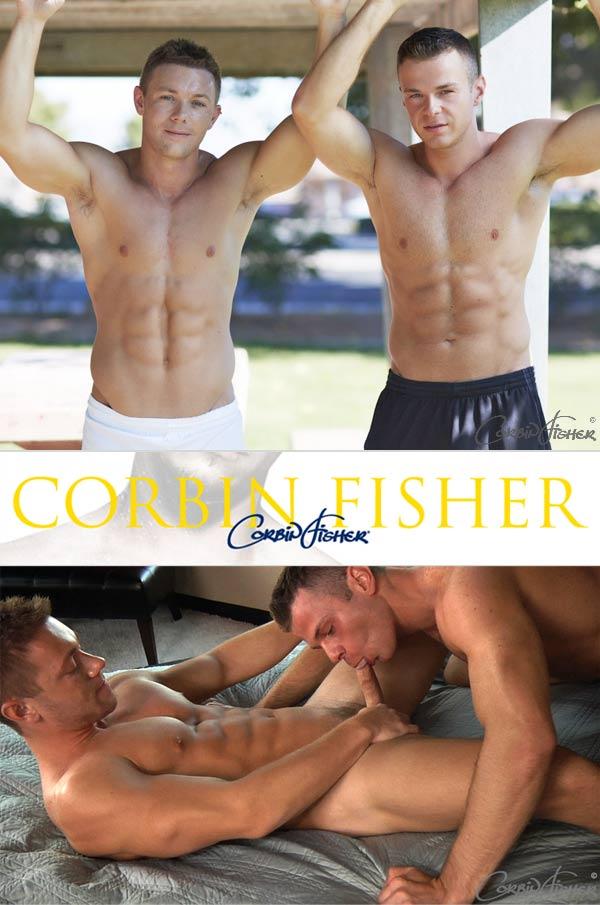 Dawson & Kip (Swallowing Kip's Load) (Bareback) at CorbinFisher
