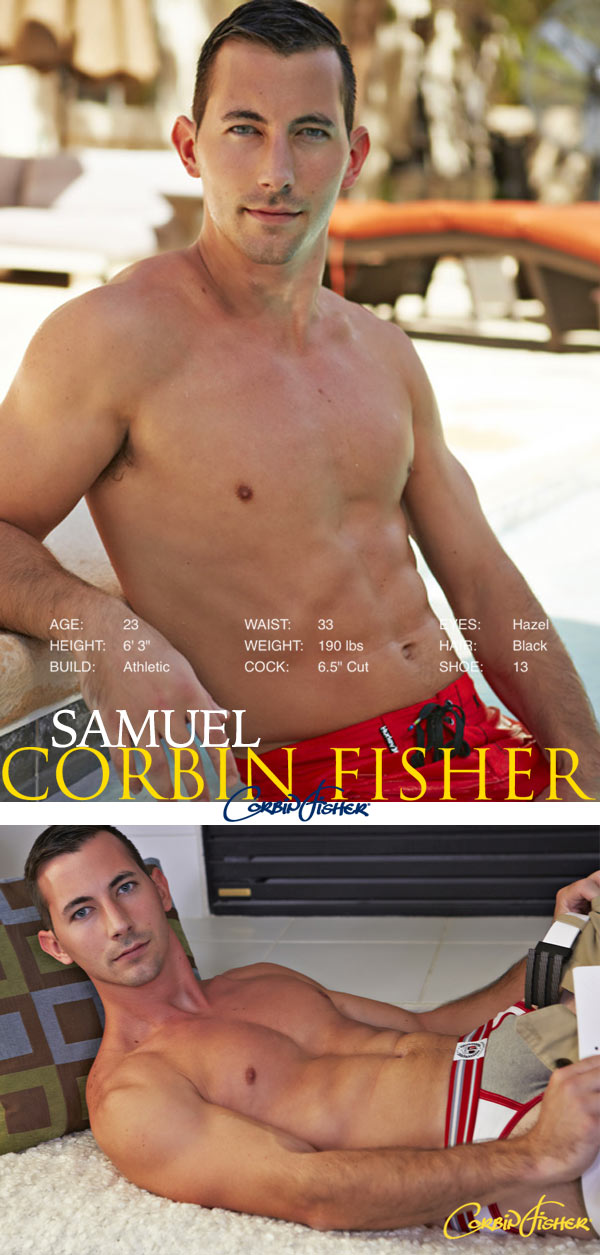Samuel (II) at CorbinFisher