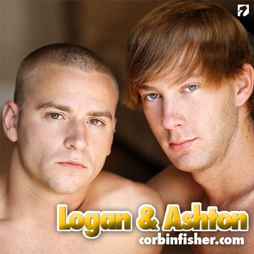 Logan & Ashton BJ at CorbinFisher