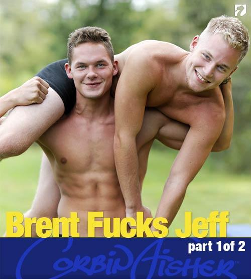 Brent Fucks Jeff (Part 1 of 2) at CorbinFisher