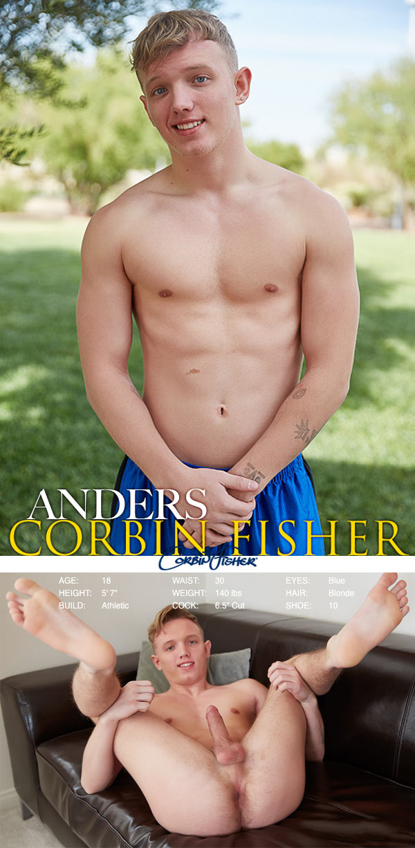 Anders at CorbinFisher