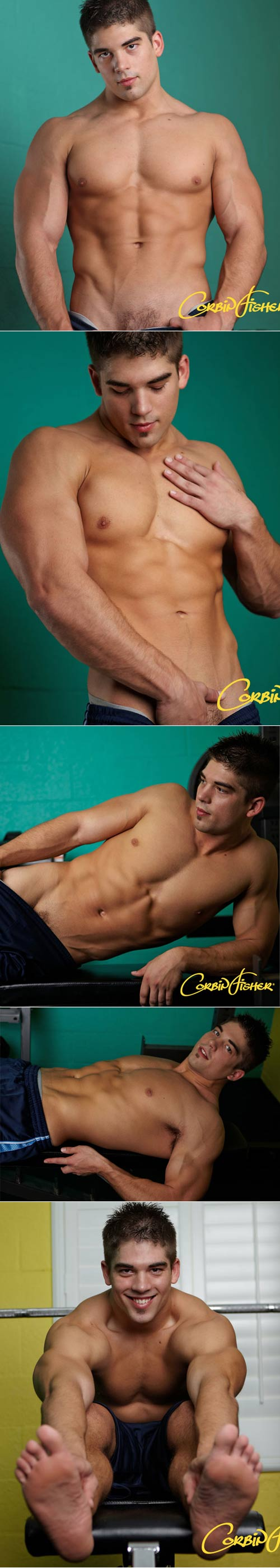 Aiden II at CorbinFisher
