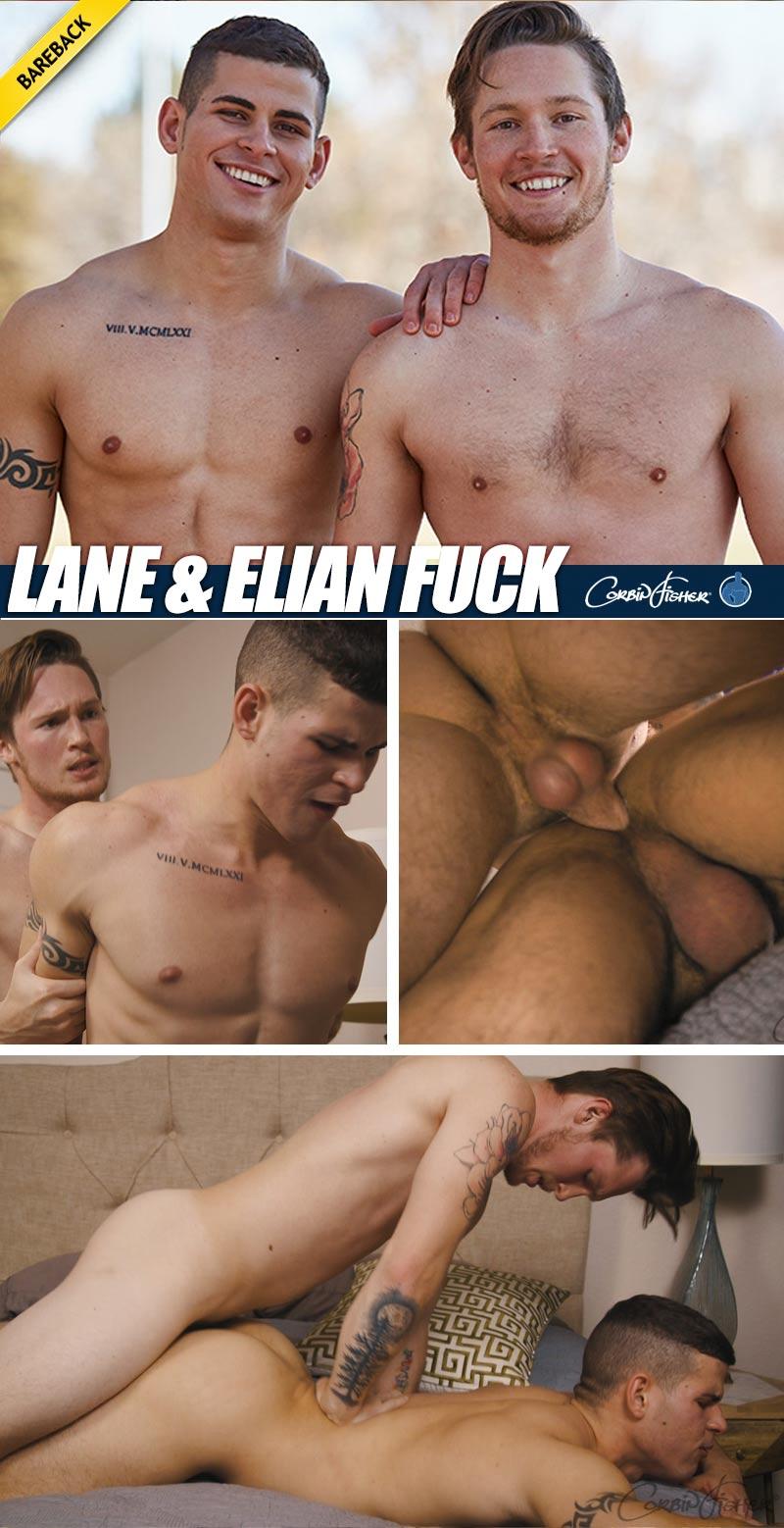 Lane Fucks Elian (Bareback) at CorbinFisher